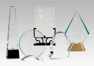 Picture for category Glass Awards | Trophies