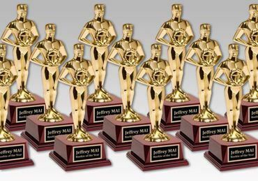 Picture for category Metal Figurine Trophies
