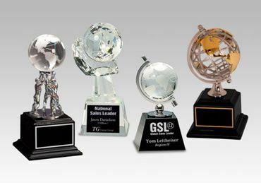 Picture for category Globe Trophies
