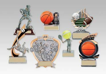 Picture for category Resin Trophies
