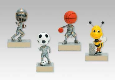 Picture for category Bobblehead Resin Trophies