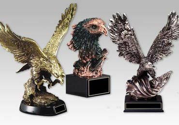 Picture for category Eagle Resin Trophies