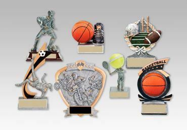 Picture for category Sport Resin Trophies