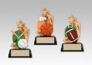 Picture for category Star Resin Trophies