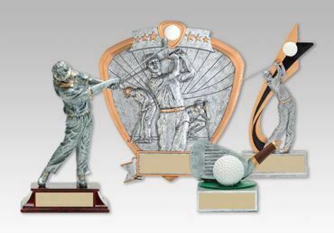 Picture for category Golf Resin Trophies