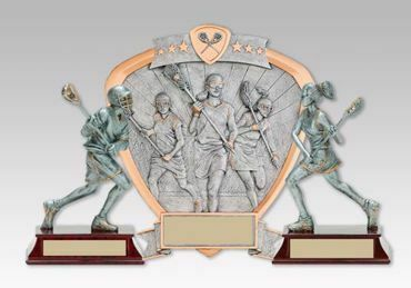 Picture for category Lacrosse Resin Trophies