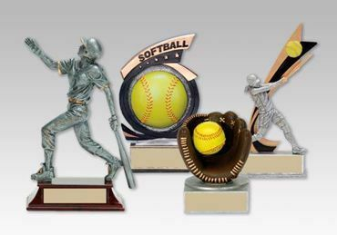 Picture for category Softball Resin Trophies