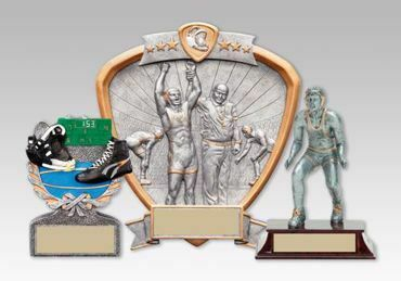 Picture for category Wrestling Resin Trophies