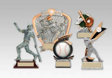 Picture for category Baseball Resin Trophies