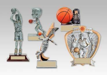 Picture for category Basketball Resin Trophies
