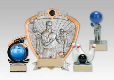 Picture for category Bowling Resin Trophies