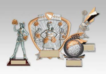 Picture for category Cheerleading Resin Trophies