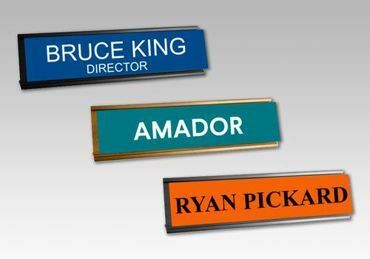 Picture for category Metal Desk Sign Holders