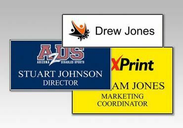 Picture for category Name Tags   Badges Full Color