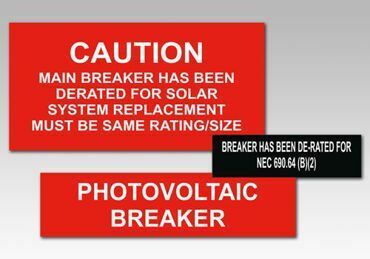 Picture for category Breaker Solar Panel Tags
