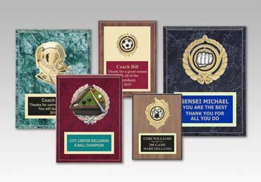 Picture for category Sports Plaques