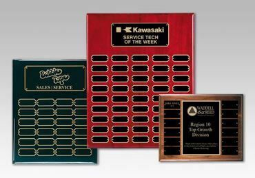 Picture for category Perpetual Plaques