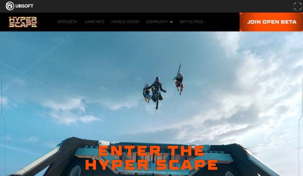Hyper Scape Free Battle Royale Games for PC
