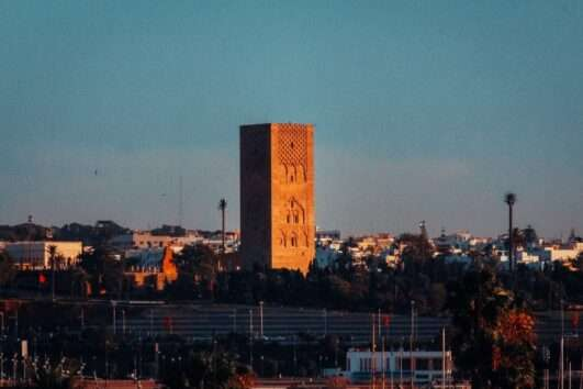 Sahara Desert Tour From Rabat 9days