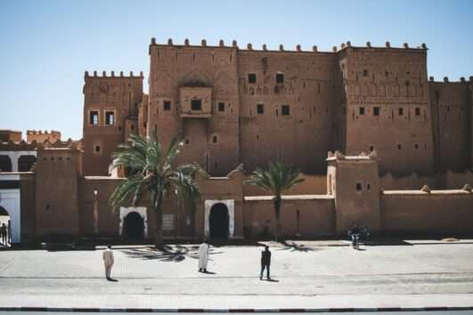 Marrakech To Ait Ben Haddou Tour