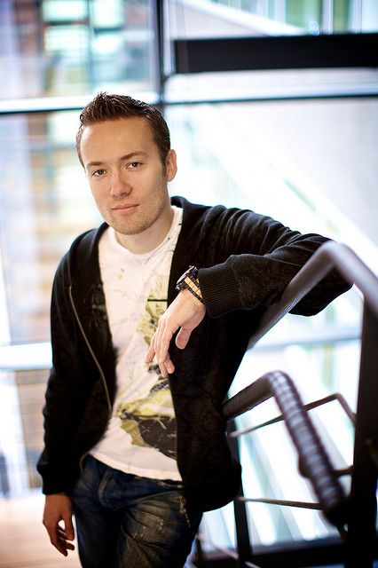image of David Heinemeier Hansson