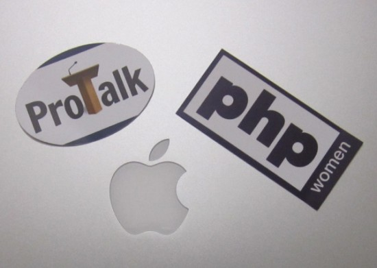 PHPwomen stickers