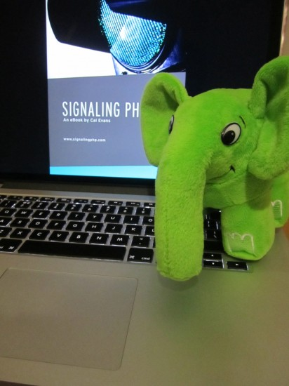elePHPant Signaling PHP