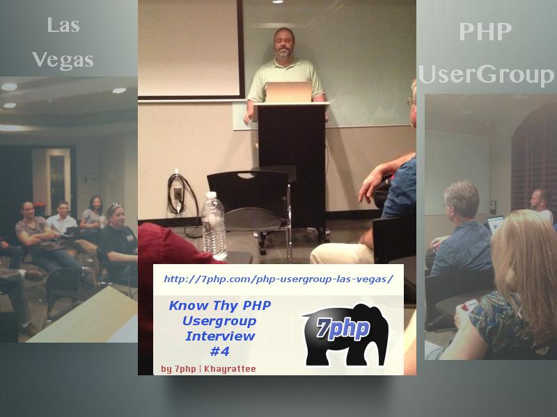 Las Vegas PHP Usegroup