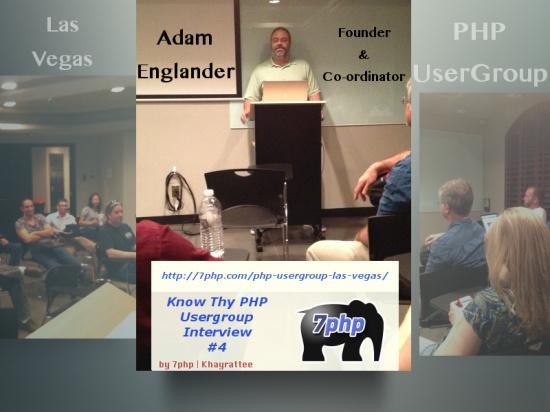 Las Vegas PHP User Group