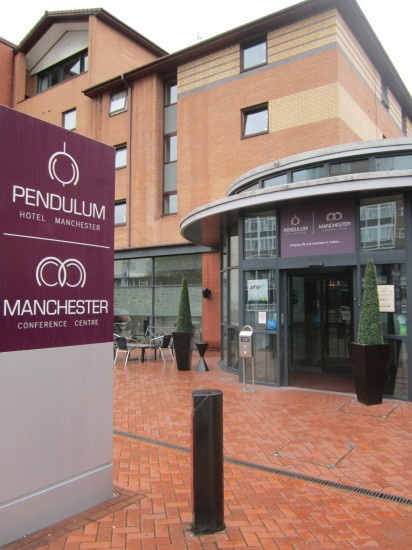 Manchester Conference Centre | Pendulum Hotel