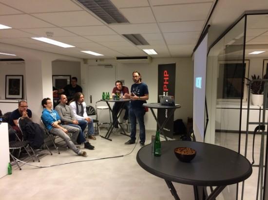 Amsterdam PHP Usergroup Meetup