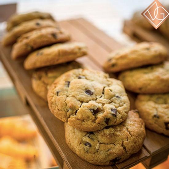 Cookie Chocolat Cacahuete