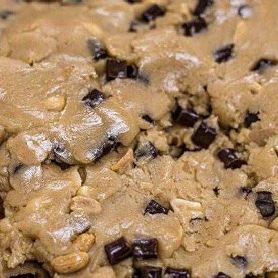 Pâte À Cookie Crue Chocolat Cacahuète