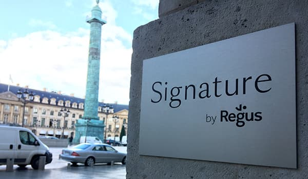 Signature by regus