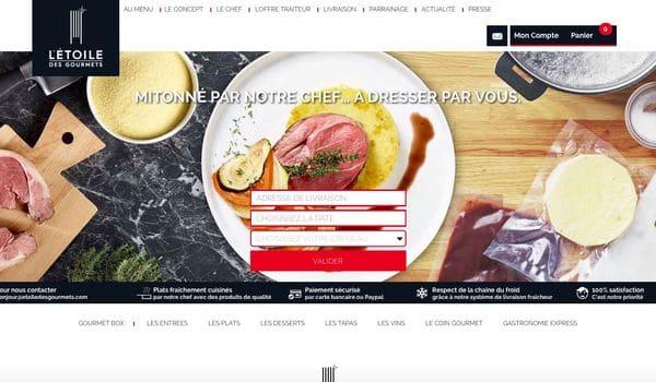 Site ecommerce etoiledesgourmets com r
