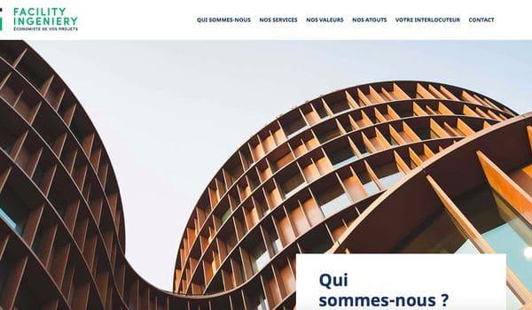 Site web facility ingeniery fr r