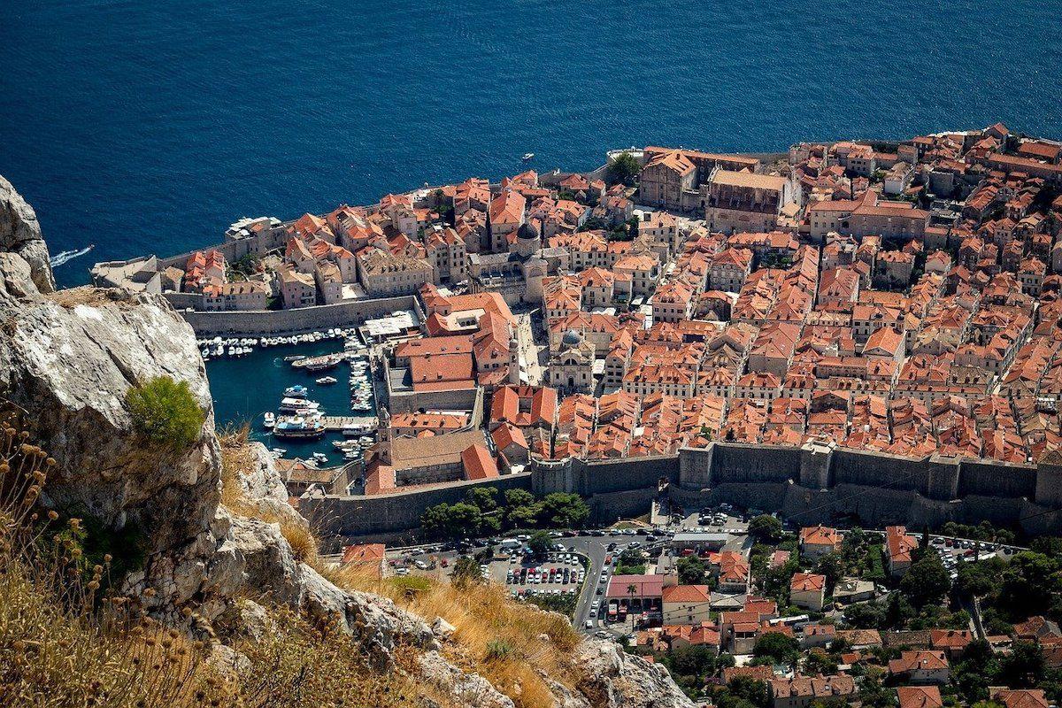 Dubrovnik summer travel 2021
