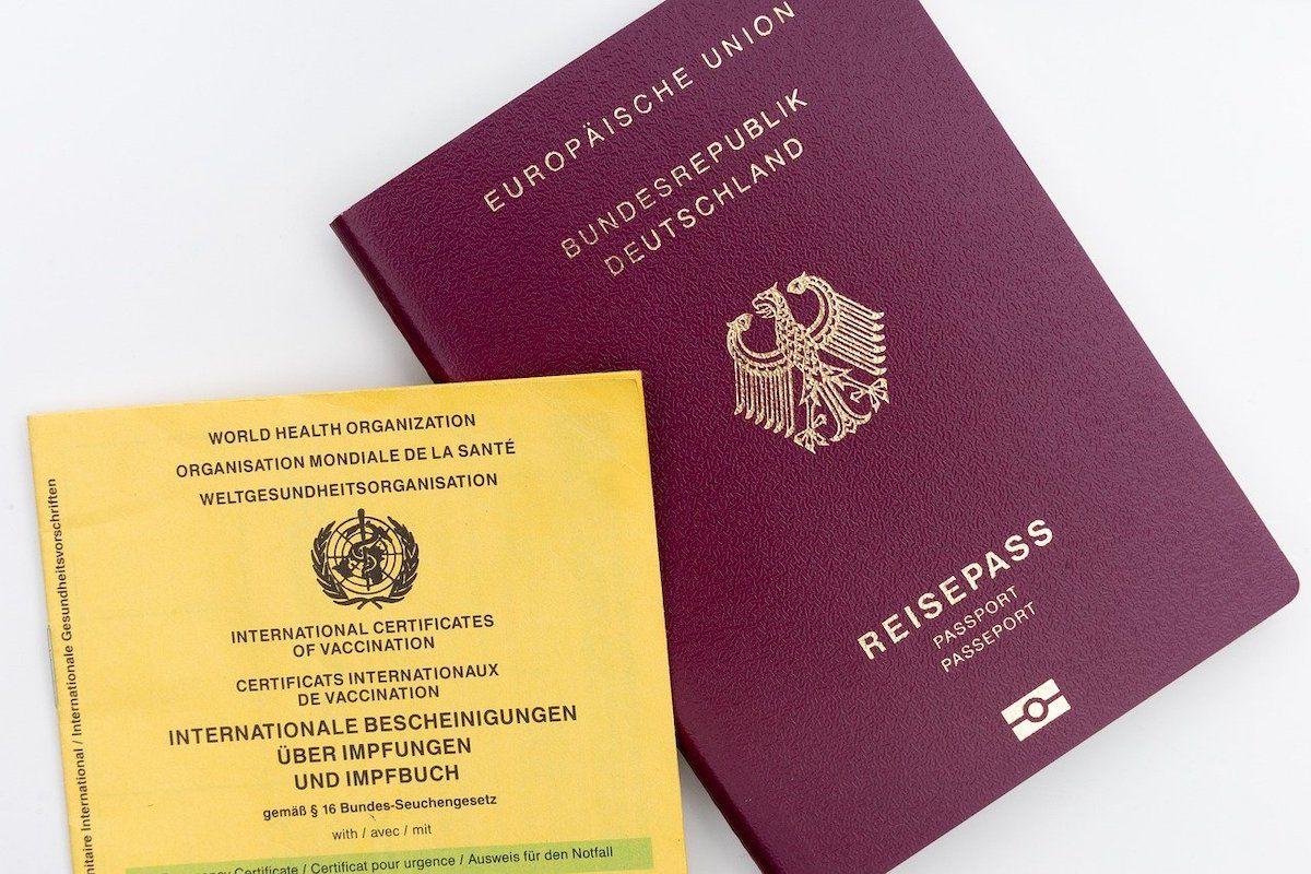 Vaccine passport for summer travel