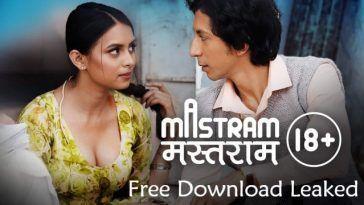 Mastram 2020 MXPlayer Original Web Series Free Download Leaked