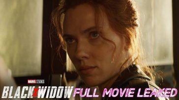 Black Widow Full Movie Download Free Hdpopcorns Leaked torrent