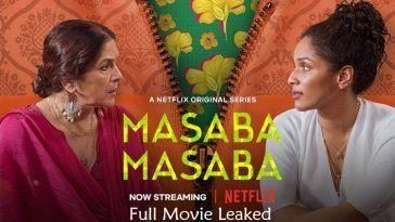 Masaba Masaba 2020 Web Series Free Download Netflix Leaked