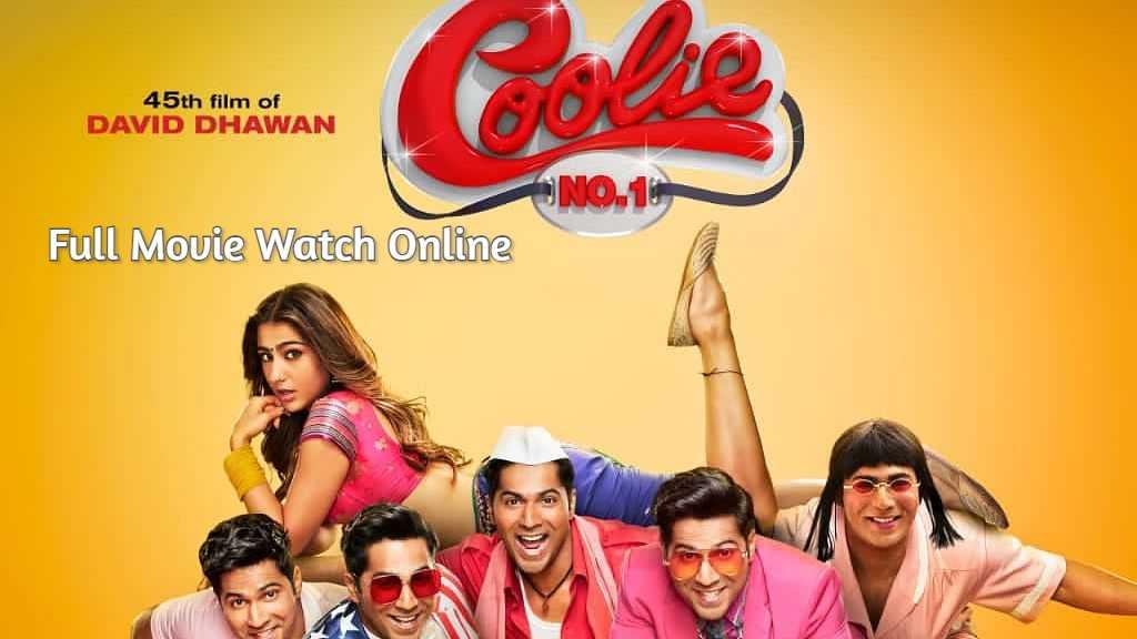 Coolie No.1 Full Movie Watch Free Online hd