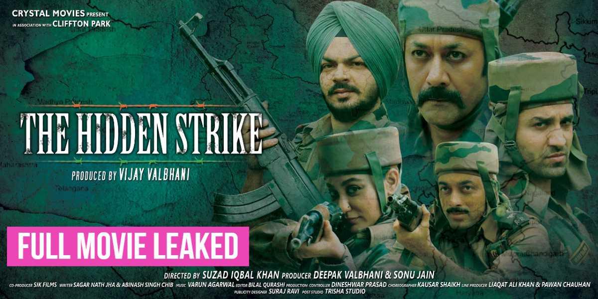 The Hidden Strike Full Movie Watch Free Online