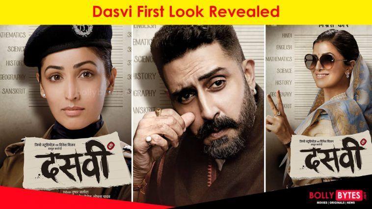 Dasvi First Look Revealed