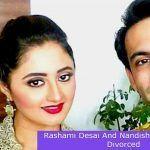 Rashami Desai And Nandish Sandhu