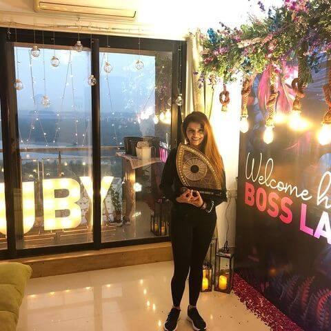 Bigg Boss 14 winner Rubina