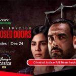 Criminal Justic Season 2