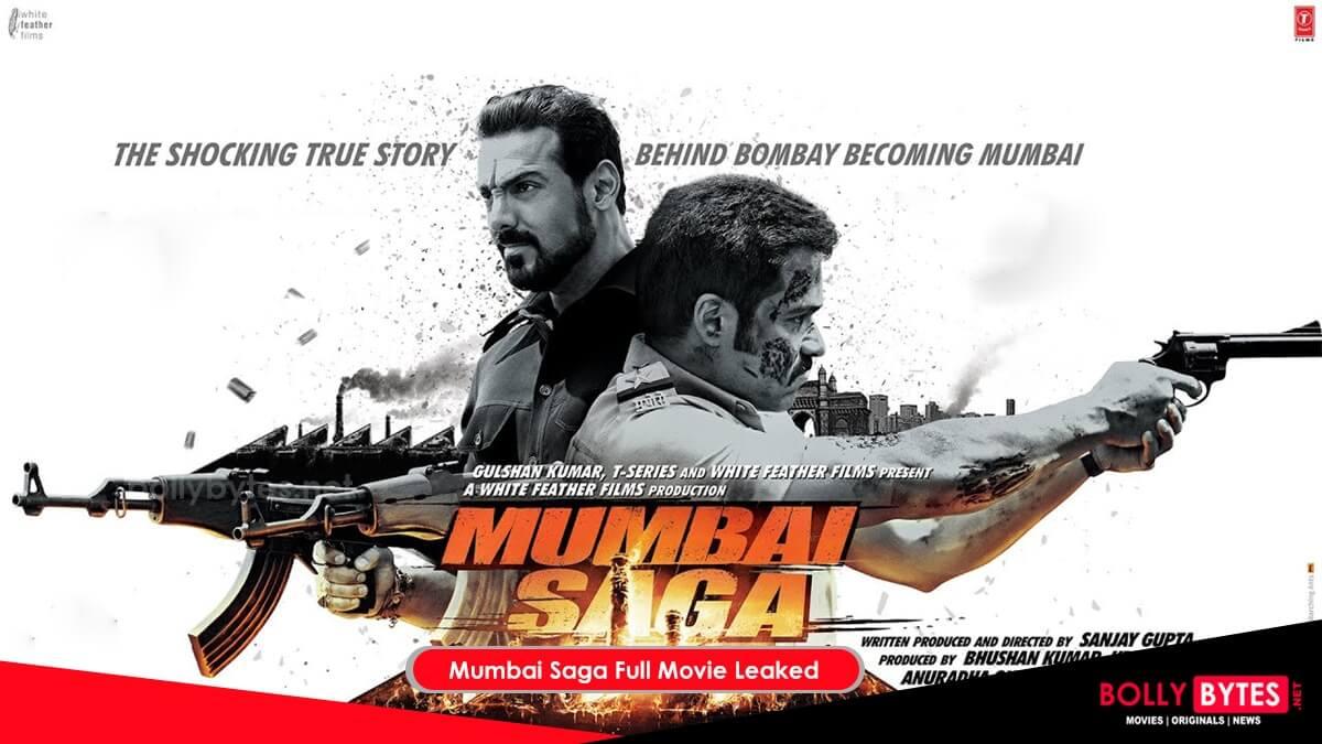 Mumbai Saga Full Movie Free Download