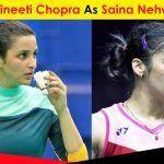 Parineeti Chopra As Saina