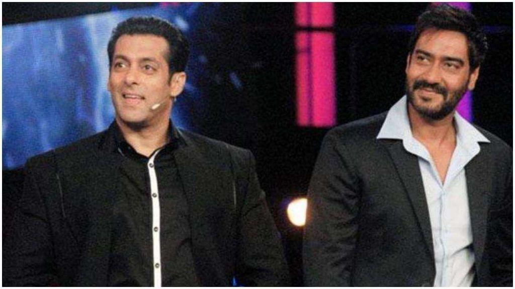 Ajay Devgn and Salman Khan